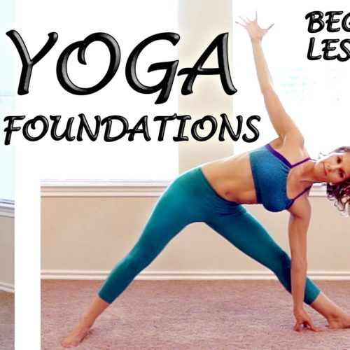 Better Body Beginners Yoga Foundations Class #1 – Basic Home Yoga Workout Courtney Bell