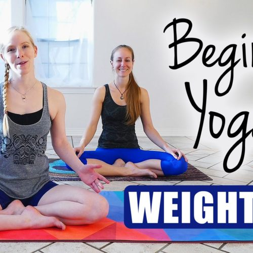 Complete Beginners Yoga For Weight Loss – How To Boost Metabolism 20 minute Workout