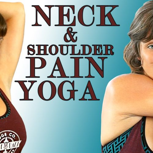 shoulder pain home workout