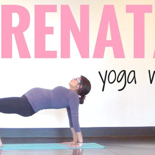 Prenatal Yoga Workout